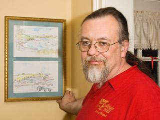 Jim Paradis, CPF
