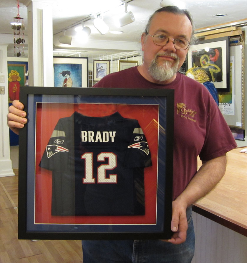 A Little Patriots Spirit | Baldwin Hill Art & Framing